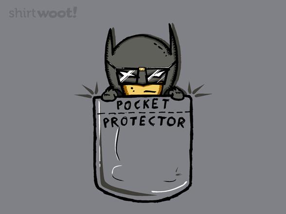 Dark Pocket Protector T Shirt