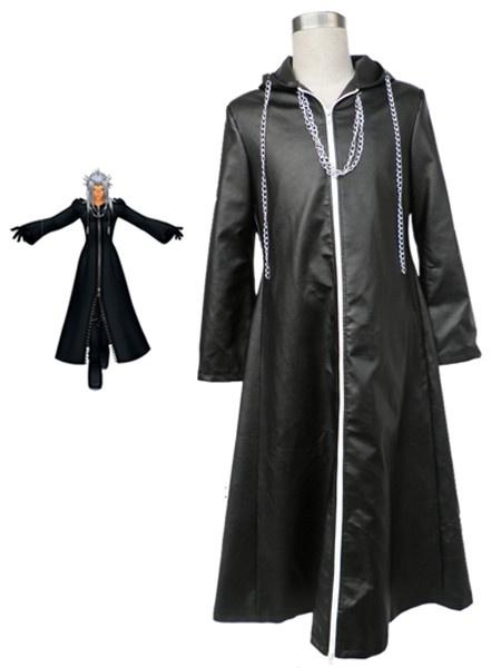 Milanoo Halloween Traje moderno de Organization XIII para cosplay de Kingdom Hearts