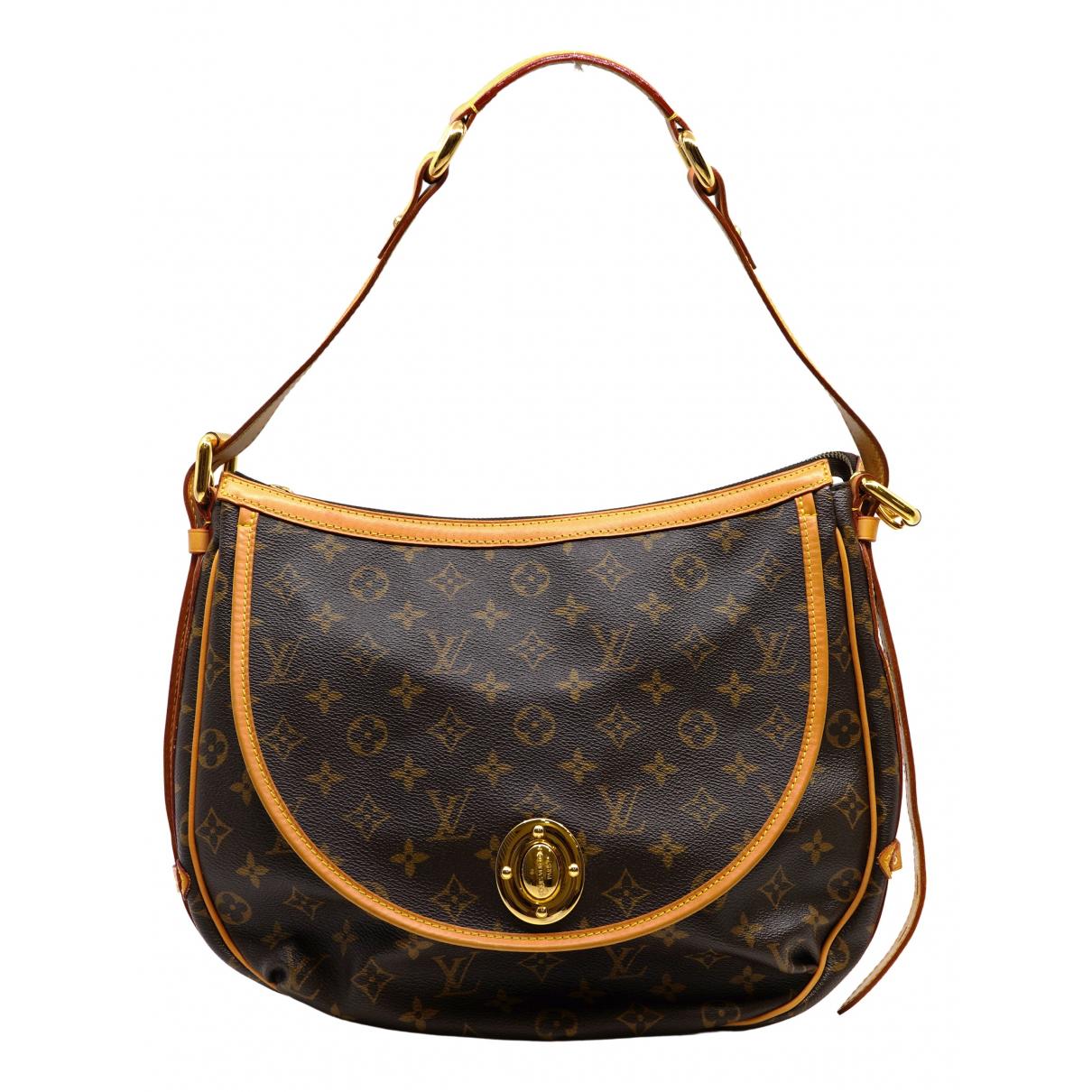 Bolso  Tulum de Lona Louis Vuitton