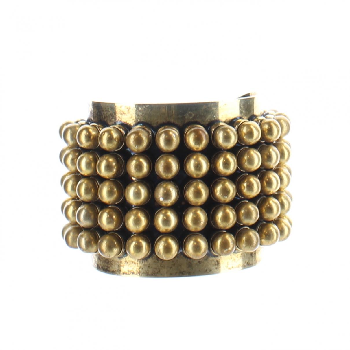 Emilio Pucci - Bracelet   pour femme en metal - dore