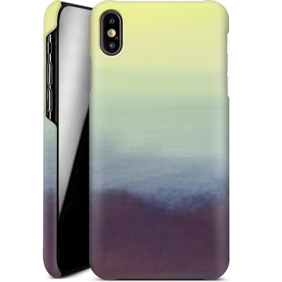 Apple iPhone XS Max Smartphone Huelle - Sea and Sky von Joy StClaire