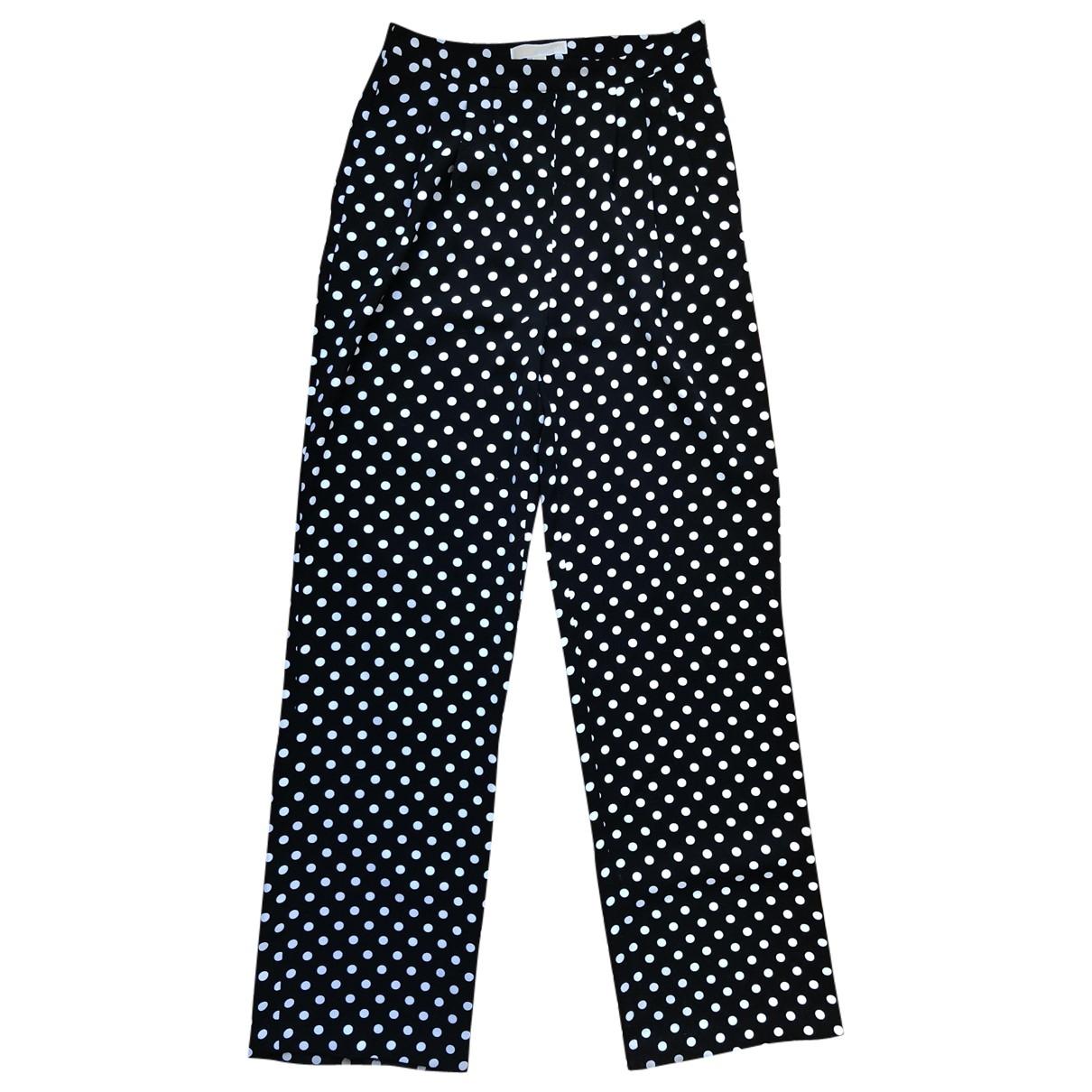 Michael Kors \N Multicolour Trousers for Women 38 FR