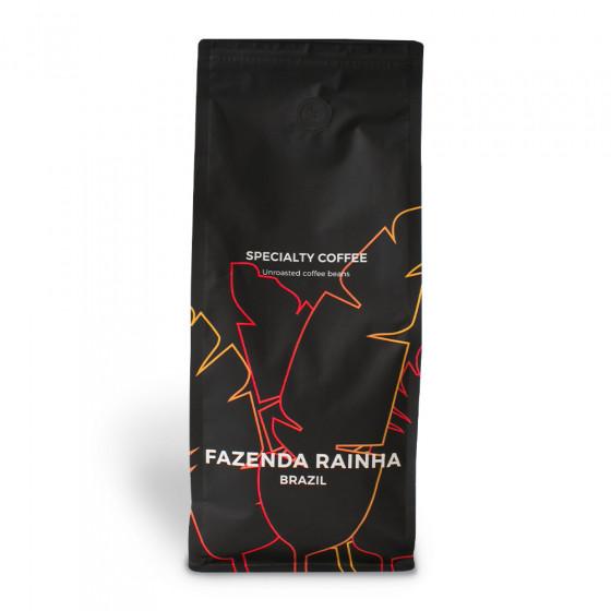 "Ungerosteter Spezialitaetenkaffee ""Brazil Fazenda Rainha"", 1 kg"