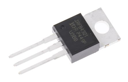 Infineon N-Channel MOSFET, 85 A, 150 V, 3-Pin TO-220AB  IRFB4321PBF