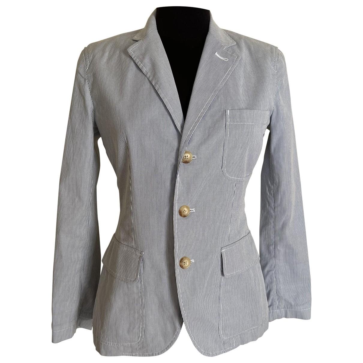 Ralph Lauren \N Multicolour Cotton jacket for Women 4 UK