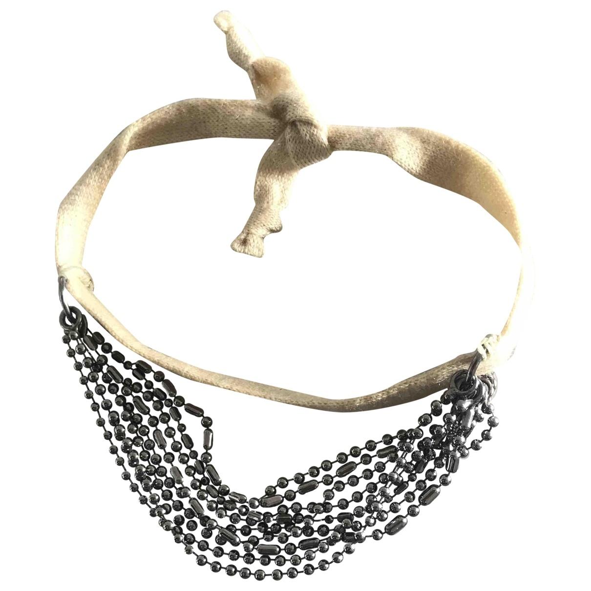 Brunello Cucinelli \N Silver Silver bracelet for Women \N