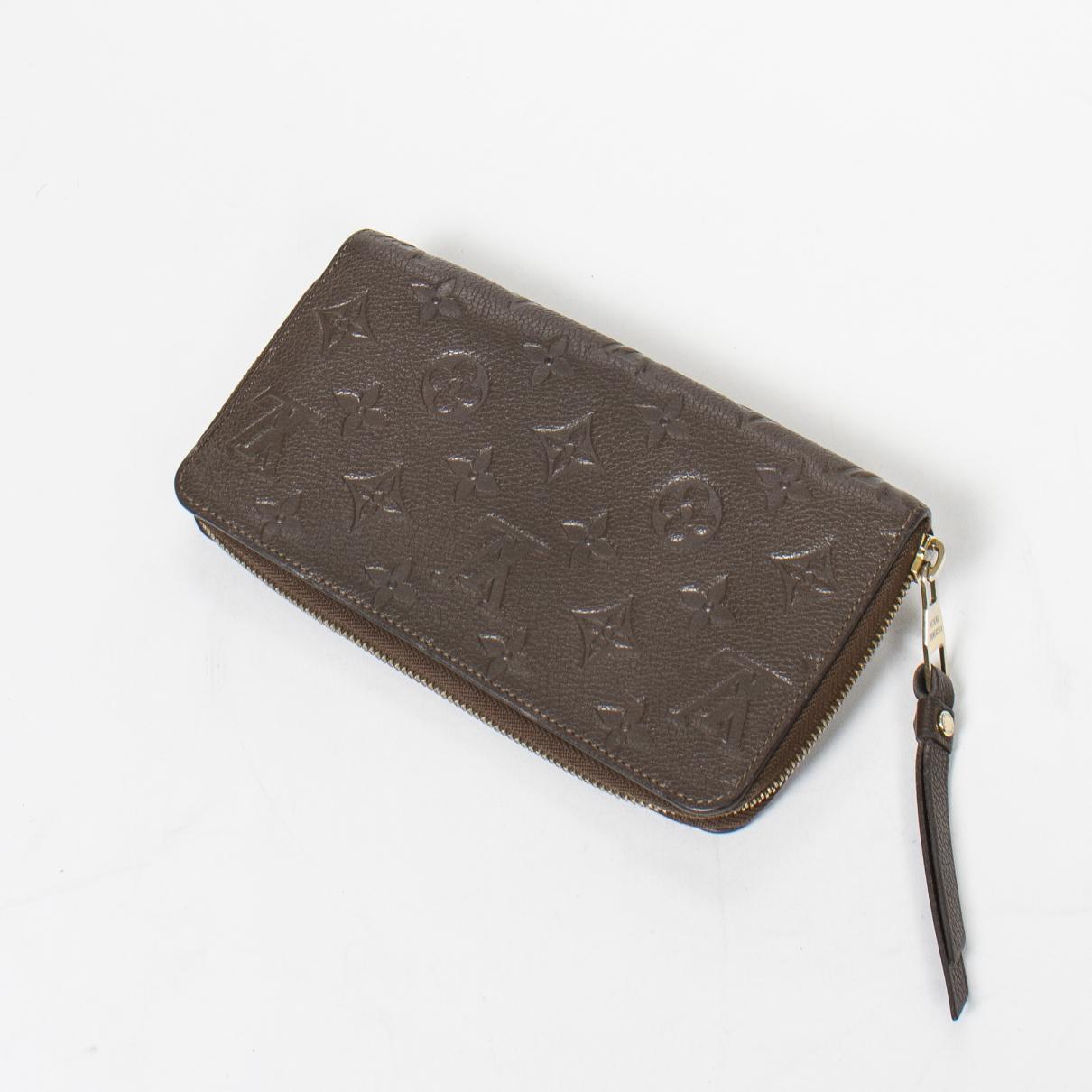 Louis Vuitton \N Portemonnaie Andere