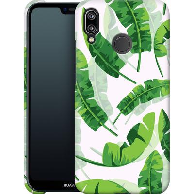 Huawei P20 Lite Smartphone Huelle - Banana Leaf von Mukta Lata Barua
