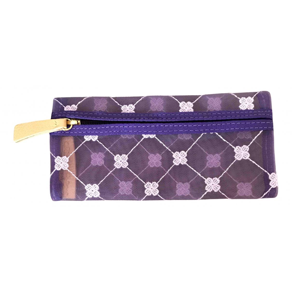 Cruciani N Purple Clutch bag for Women N