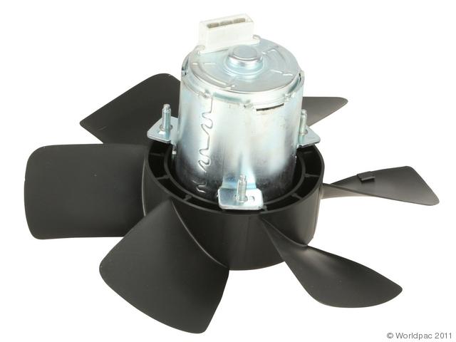 Metrix W0133-1619297 Engine Cooling Fan Assembly
