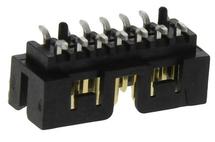 Molex , Milli-Grid, 87832, 14 Way, 2 Row, Straight PCB Header (5)