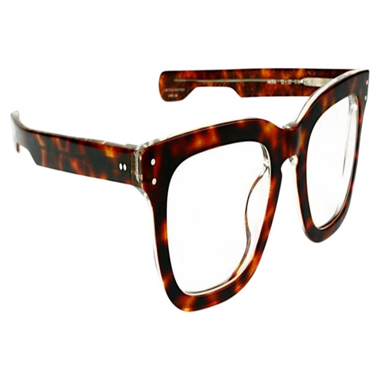 Gafas oversize Giuliano Fujiwara