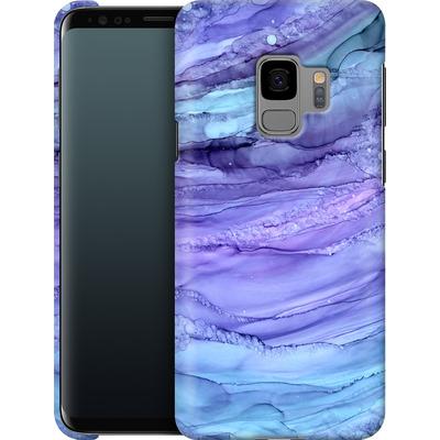 Samsung Galaxy S9 Smartphone Huelle - Mermaid Marble von Becky Starsmore