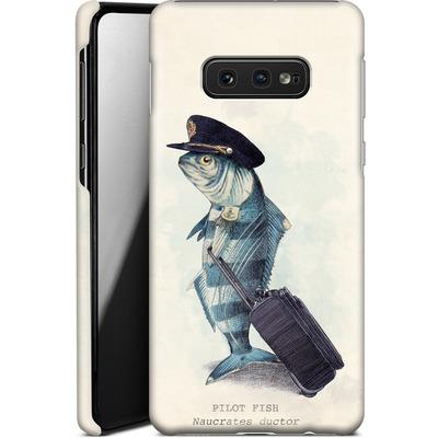 Samsung Galaxy S10e Smartphone Huelle - The Pilot von Eric Fan