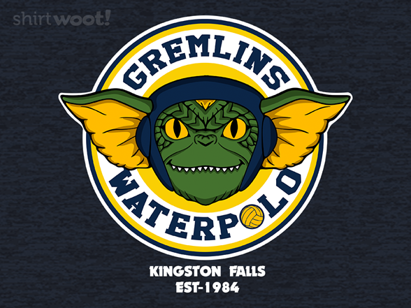 The Kingston Gremlins T Shirt