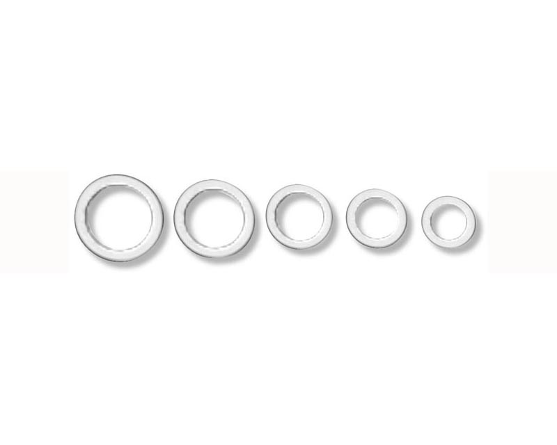 Earl's Performance 177003ERL -3 CRUSH WASHER - PKG. OF 10