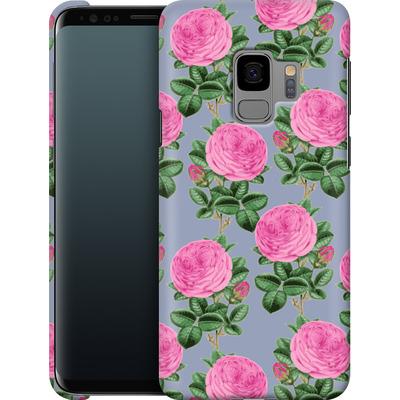 Samsung Galaxy S9 Smartphone Huelle - Pinky-Po von Zala Farah