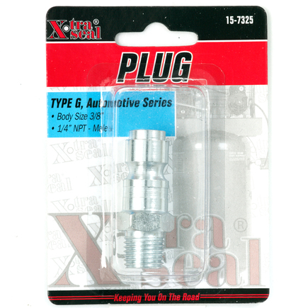 Group 31 Xtra Seal  15-7325 - G Automotive Style 3/8 Bdy 3/8 Npt M ...