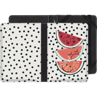 Amazon Kindle Touch eBook Reader Huelle - Watermelon von Victoria Topping