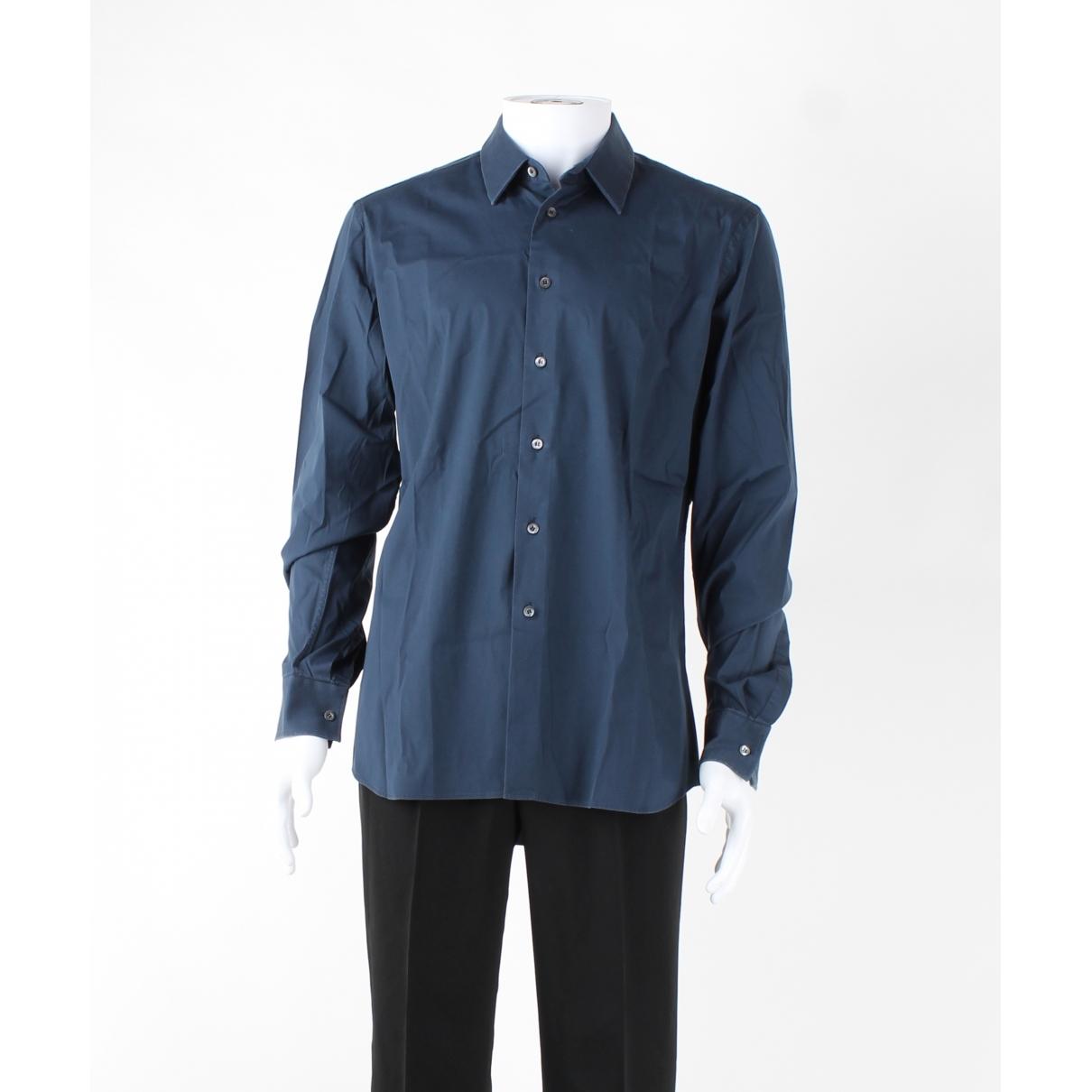 Prada \N Navy Cotton Jeans for Men 27 US