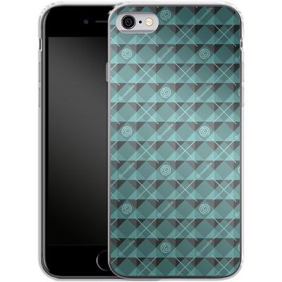 Apple iPhone 6s Silikon Handyhuelle - caseable Pattern von caseable Designs