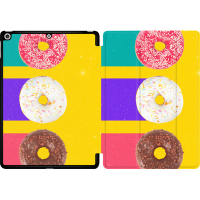 Apple iPad 9.7 (2018) Tablet Smart Case - Donuts von Danny Ivan