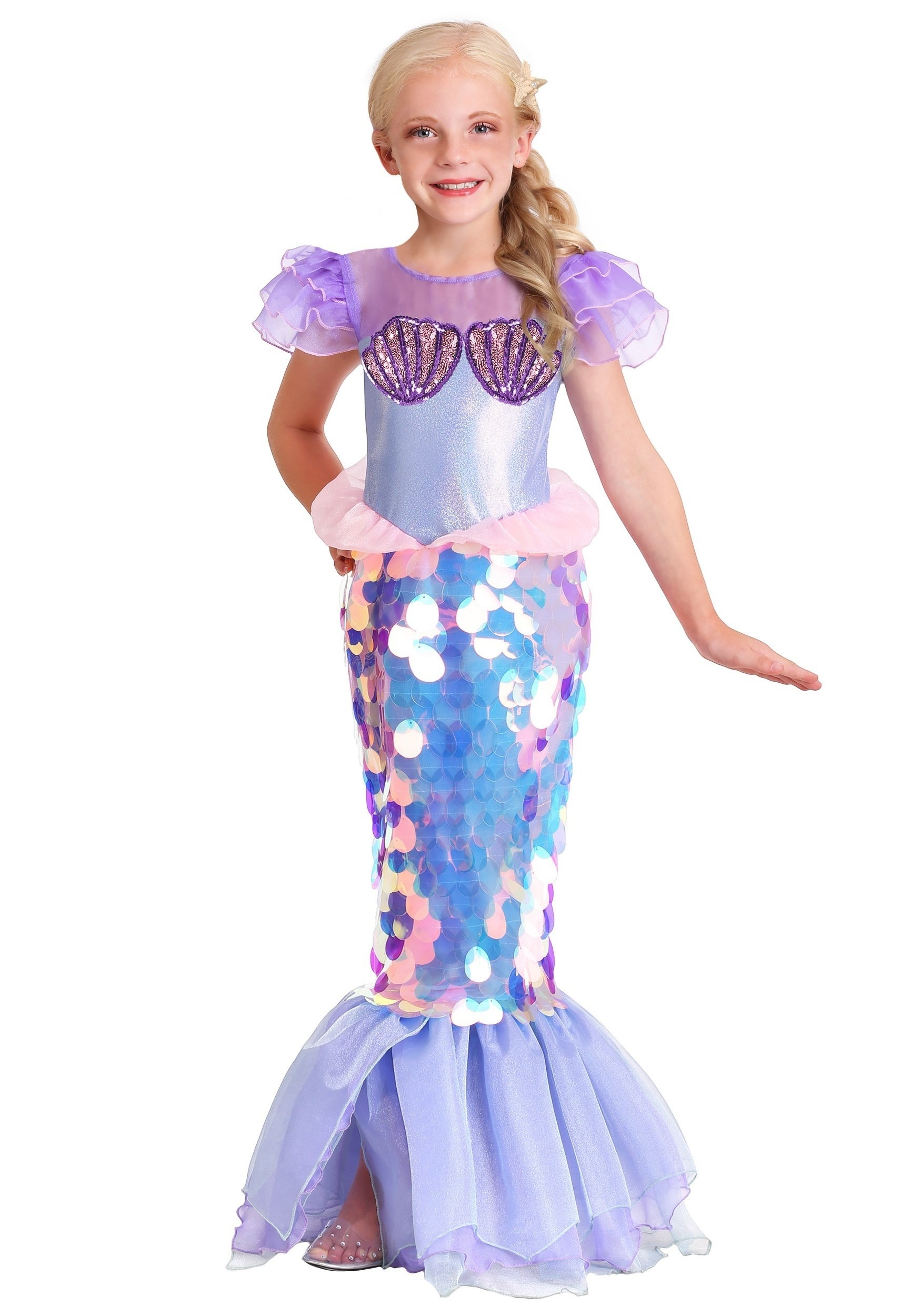 Sparkling Mermaid Costume | Exclusive | Made By Us