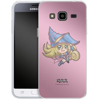 Samsung Galaxy J3 (2016) Silikon Handyhuelle - Dark Magician Girl SD von Yu-Gi-Oh!