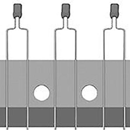 Murata NXRT15WB473FA3A016 NTC Thermistor, 1005 47kΩ, 4 x 2 x 16mm (2500)