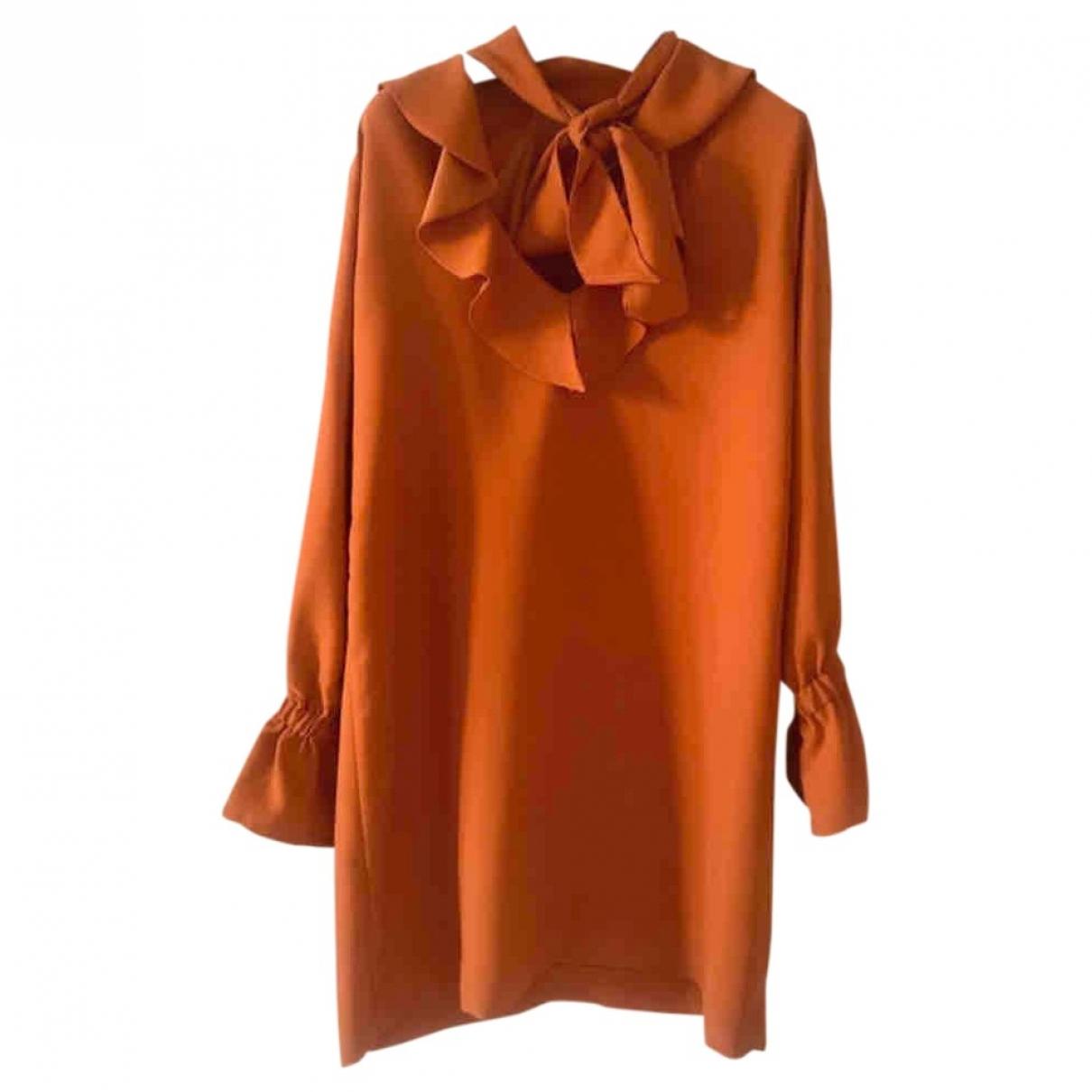 8pm \N Kleid in  Orange Polyester