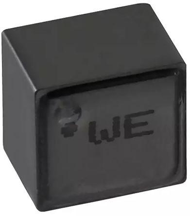 Wurth Elektronik Wurth, WE-XHMI, 1090 Shielded Wire-wound SMD Inductor 6.8 μH ±20% Wire-Wound 10.5A Idc (2)