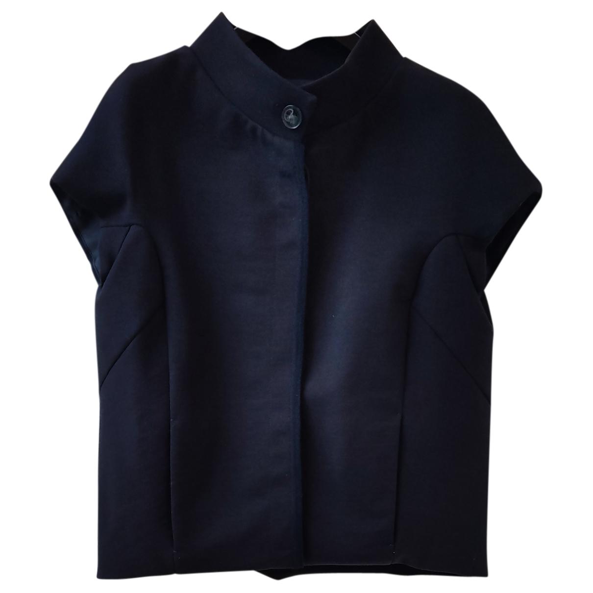 Sport Max - Pull   pour femme en laine - bleu