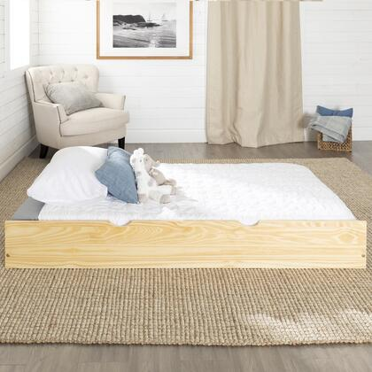 BTW40NL Solid Wood Trundle Bed in