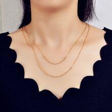 Mehrschichtige Halskette