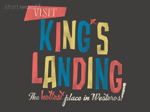 Visit Kings Landing T Shirt