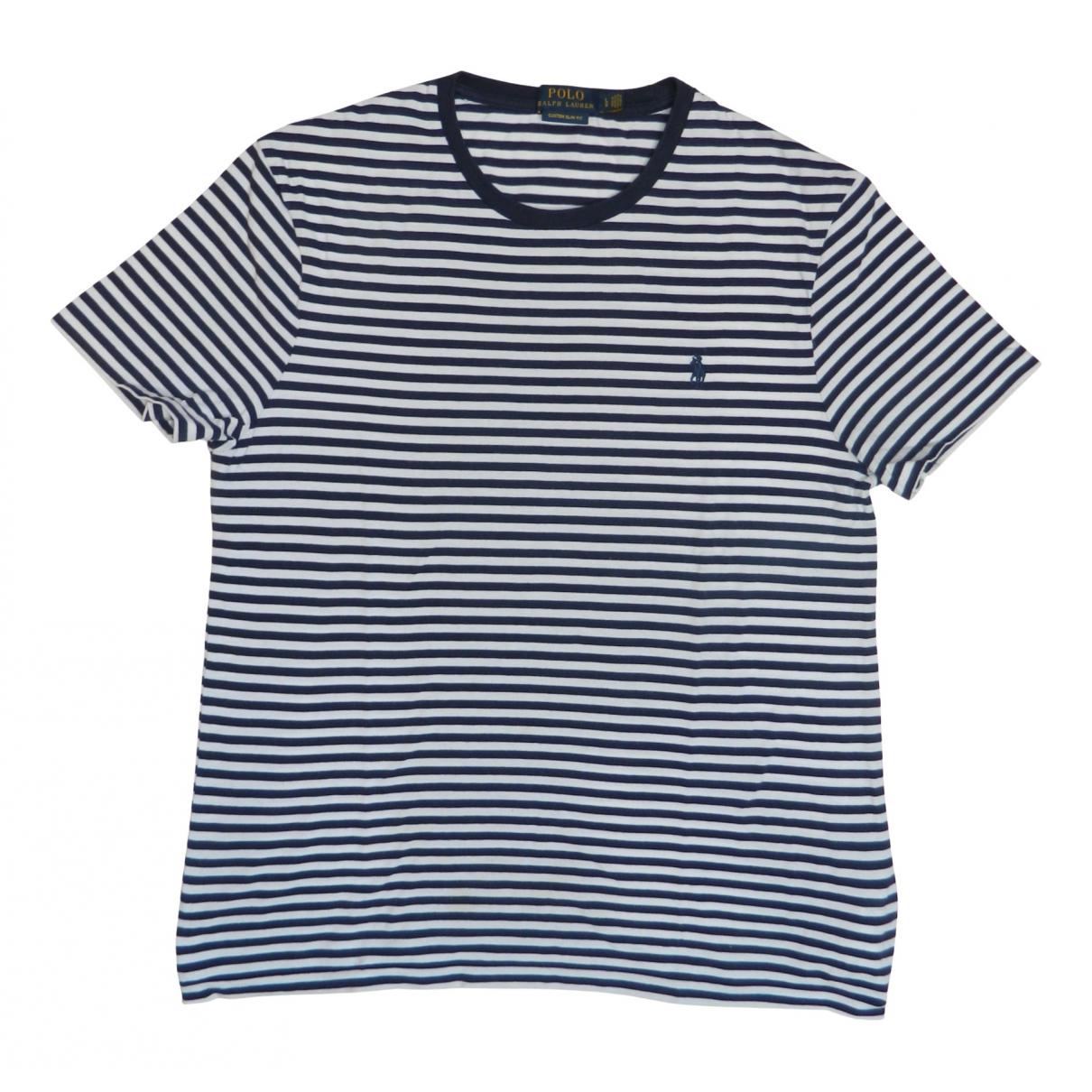 Polo Ralph Lauren - Tee shirts   pour homme en coton - multicolore