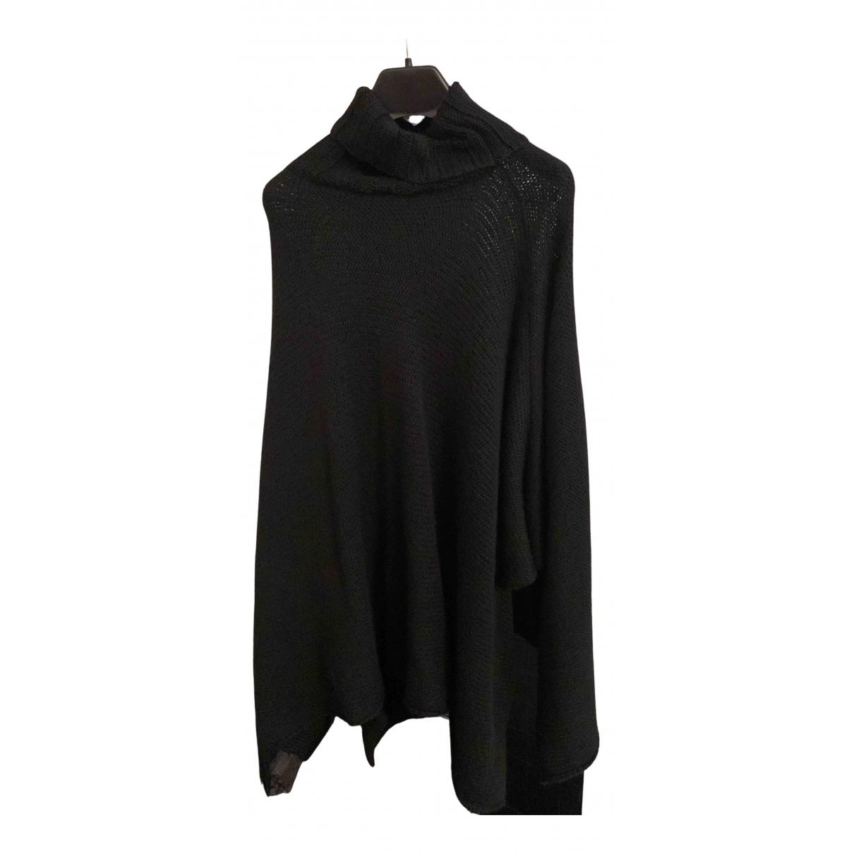 Joseph N Black Wool jacket for Women One Size FR
