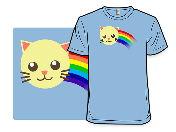 March Gladness Kitty T Shirt