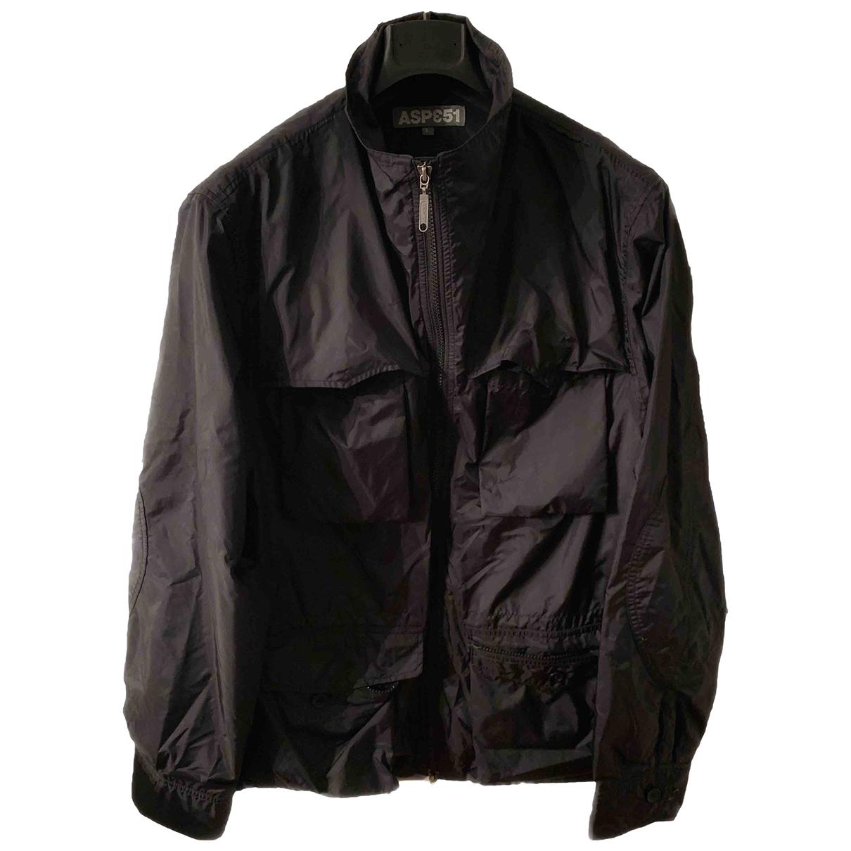 Aspesi N Black jacket  for Men L International