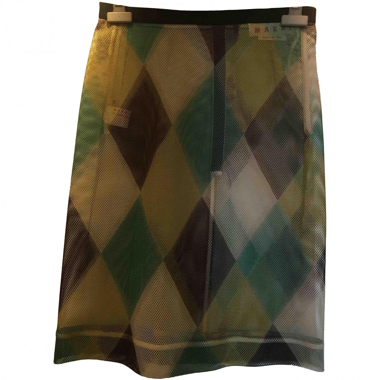 Marni \N Multicolour skirt for Women 38 IT