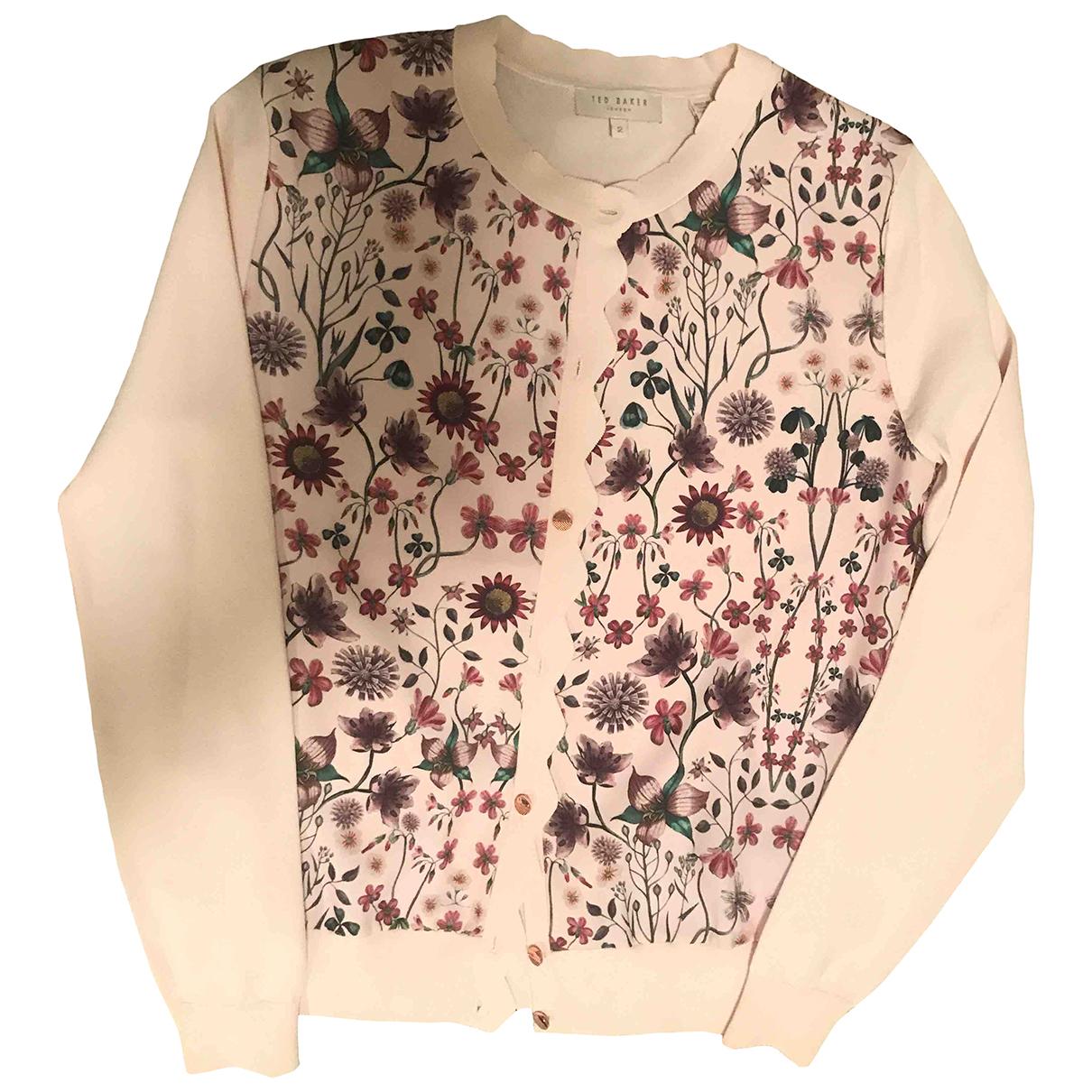 Ted Baker N Pink Knitwear for Women 10 UK