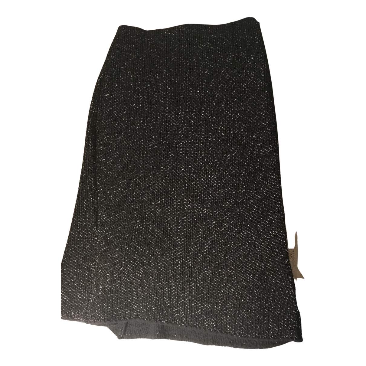 Louis Vuitton - Jupe   pour femme en laine - noir