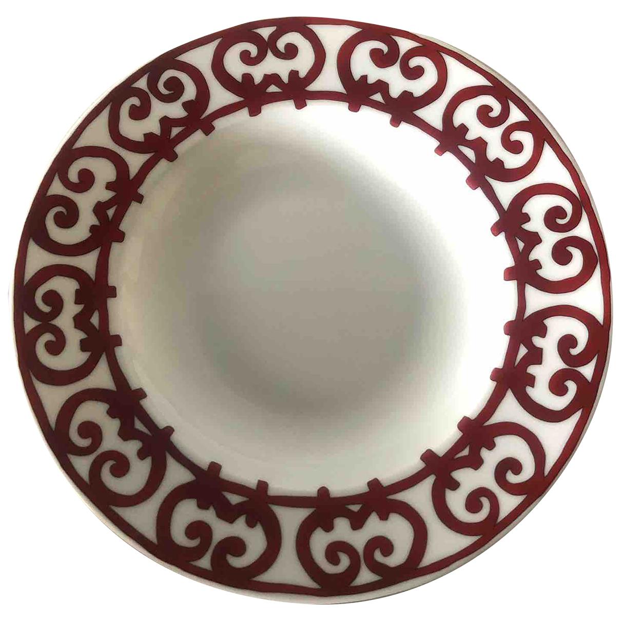 Hermes - Arts de la table Balcon du Guadalquivir pour lifestyle en porcelaine - multicolore
