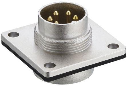 Lumberg 5 Pole Din Plug Plug, 5A, 60 V ac IP68