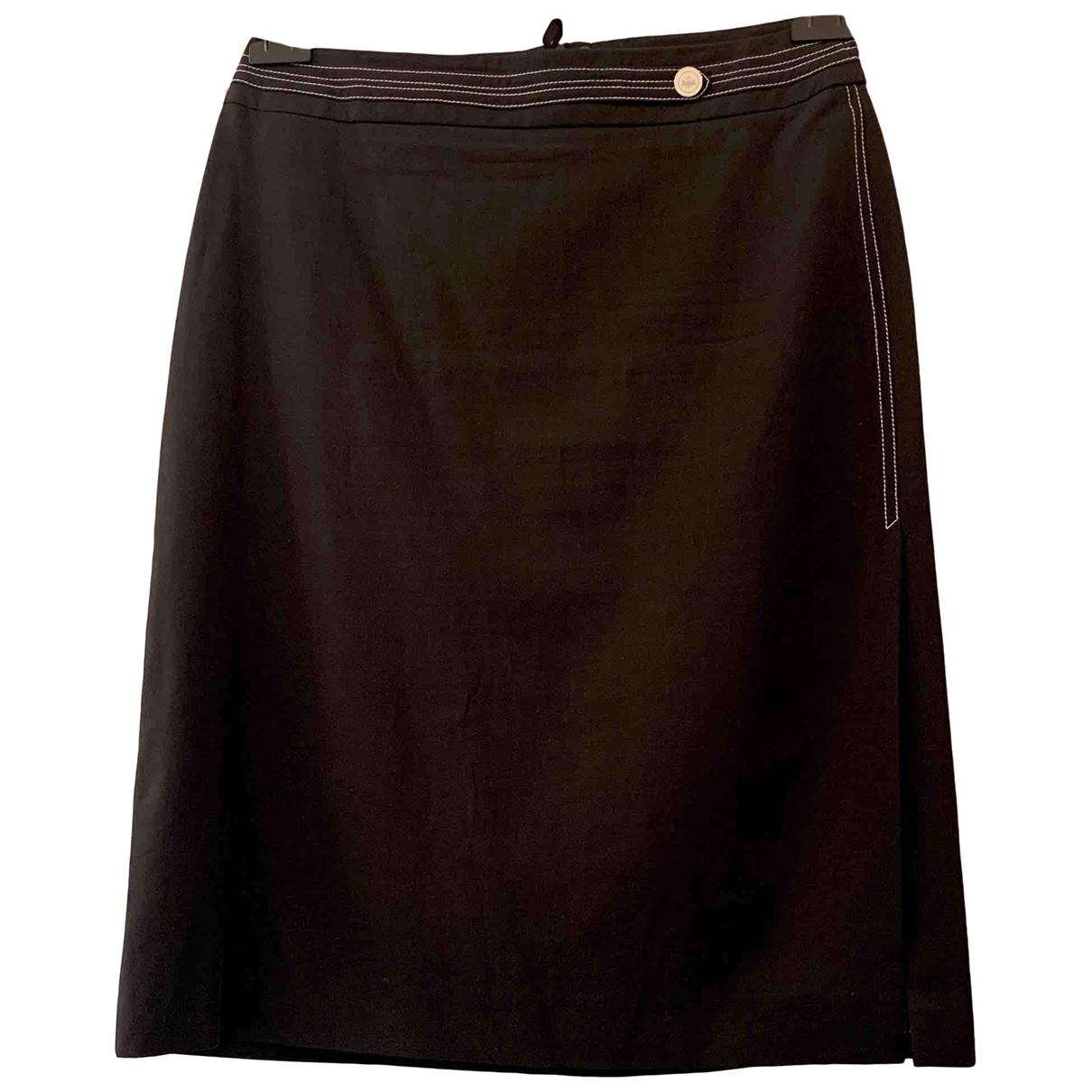 Jette Joop - Jupe   pour femme en laine - noir