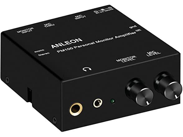 Anleon Personal In-ear Monitor Amplifier