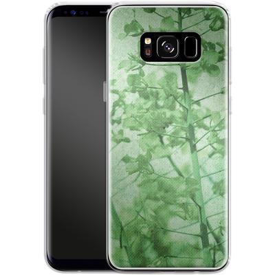 Samsung Galaxy S8 Silikon Handyhuelle - Am Wegesrand von Marie-Luise Schmidt