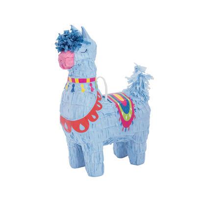 Mini Llama Pinata Favor Decoration For Birthday Party