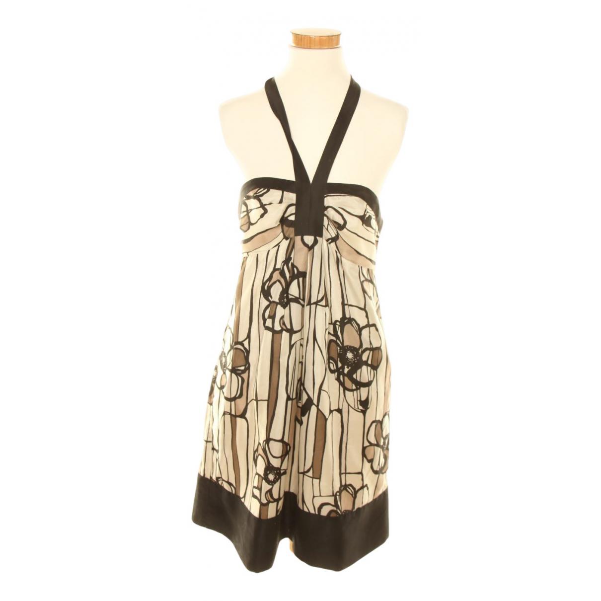 Bcbg Max Azria N Beige dress for Women 38 FR