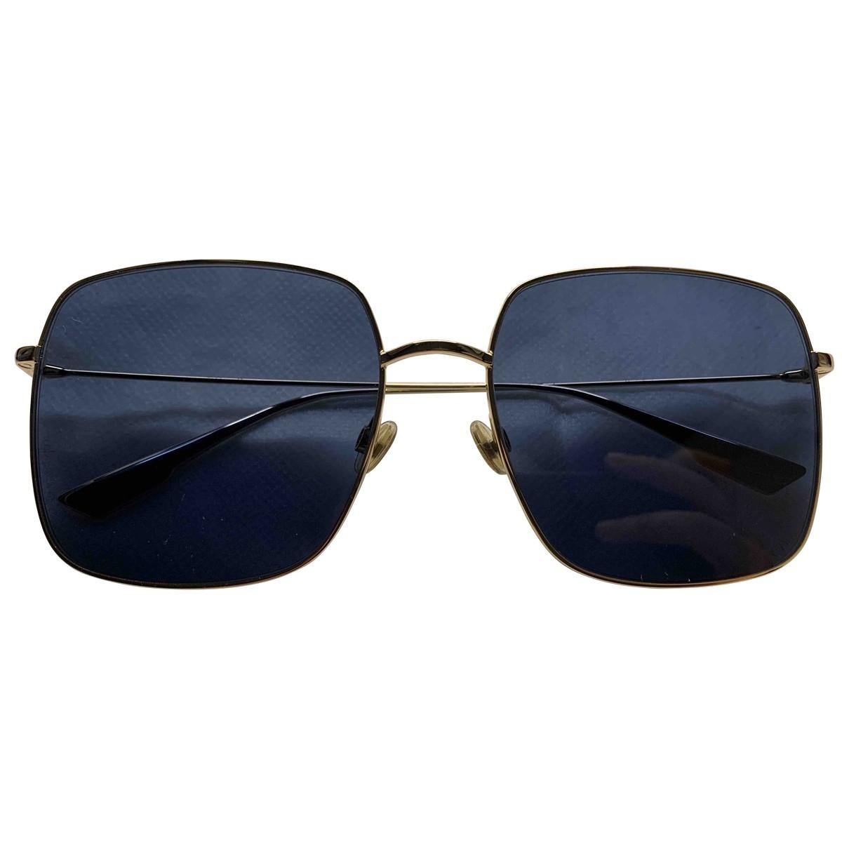 Dior Stellaire 1 Sonnenbrillen in  Blau Metall